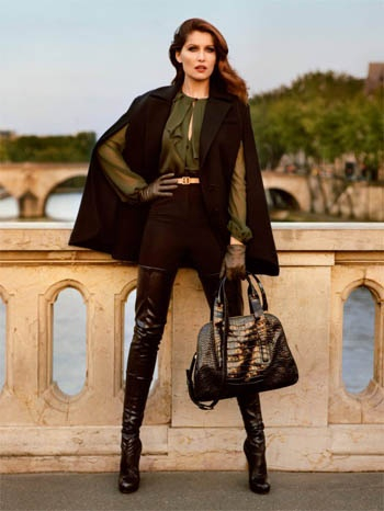 c6e3dd2280be ... Gerard Darel has embodied French elegance for over 40 years. Drawing  inspiration from iconic personalities such as Jackie Kennedy, Marilyn  Monroe, ...